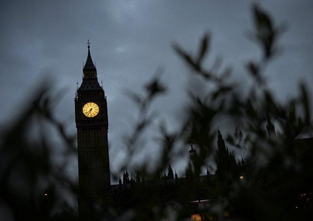 El Big Ben, Londres (archivo)