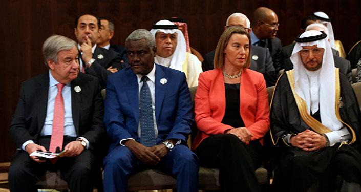 Reunión de la Liga Árabe en Jordania