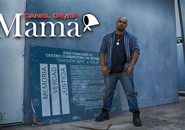 Daniel Devita lanza Mamá, su homenaje a las Madres de Plaza de Mayo