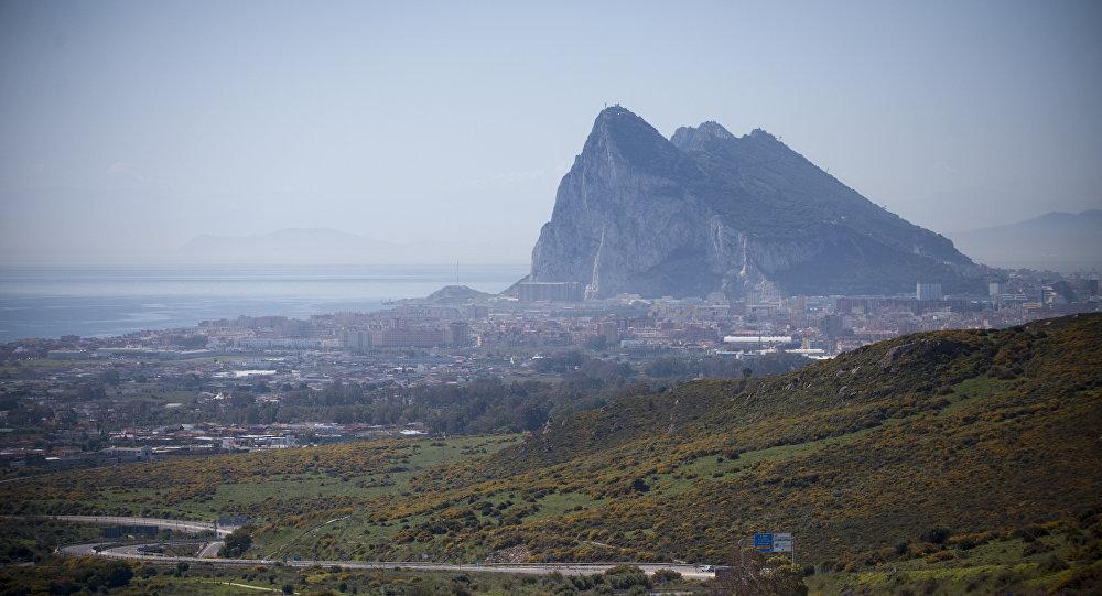 El peñon de Gibraltar