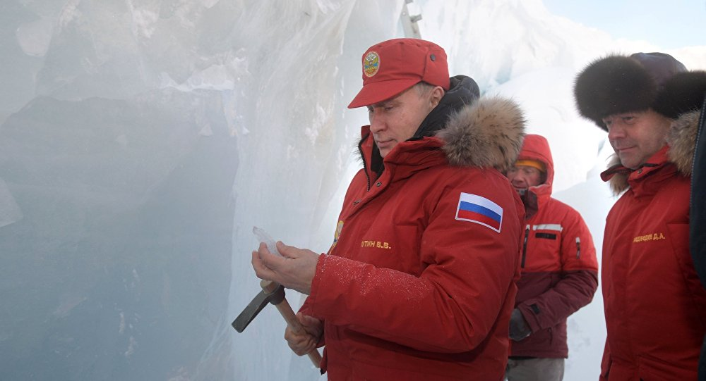 Putin, listo para ver a Trump si Finlandia organiza cumbre