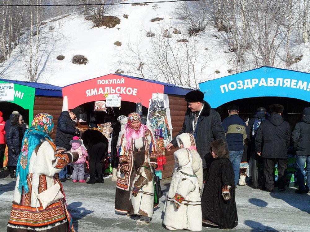 El espectacular mundo de los pueblos nómadas de Rusia