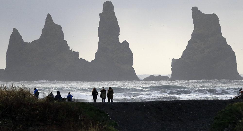Vistas de Islandia