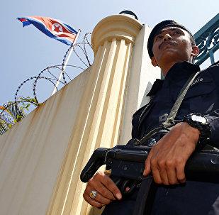 Embajada de Corea del Norte en Kuala Lumpur
