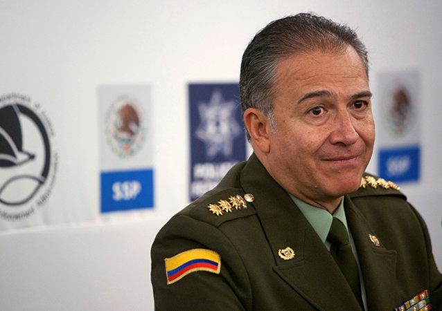 Óscar Naranjo, vicepresidente de Colombia