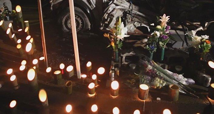 Vídeo: Japón rinde homenaje a las víctimas de Fukushima