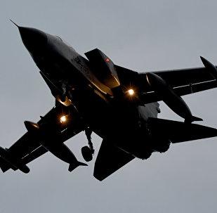Avión de reconocimiento Tornado de Alemania