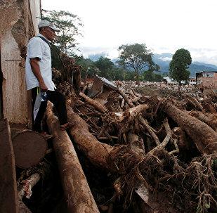Situación en Mocoa, Colombia