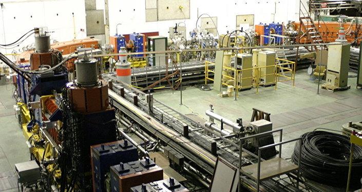 Acelerador de antiprotones del CERN