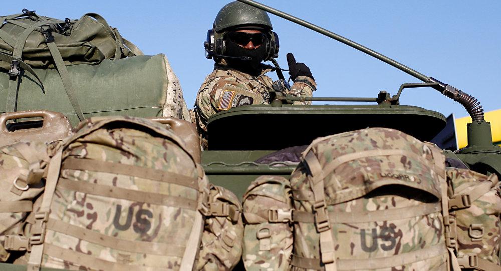 Fuerzas de la OTAN en Polonia
