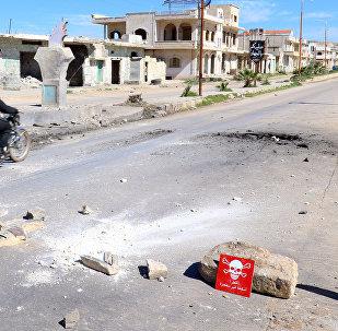 Situación en Idlib tras el ataque químico