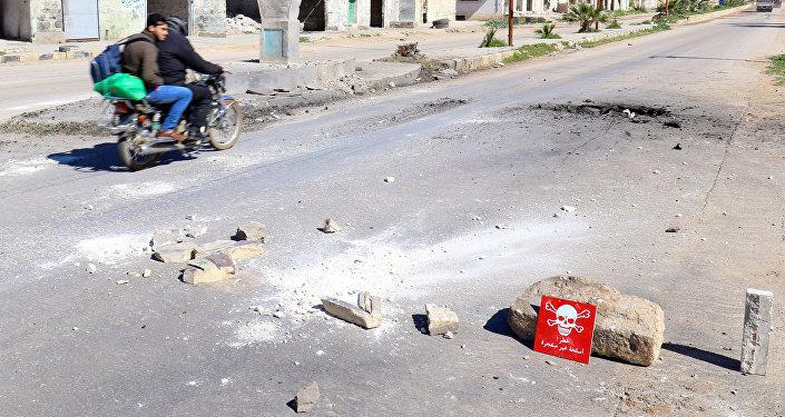 Aumentan a 86 los muertos en supuesto ataque químico en Siria
