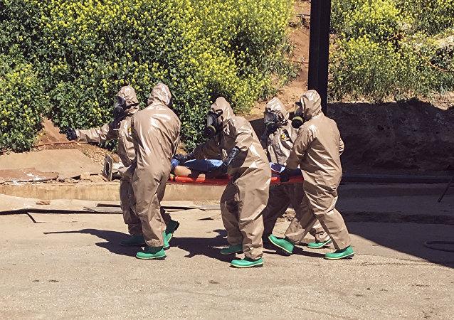 Supuesto ataque químico en Idlib