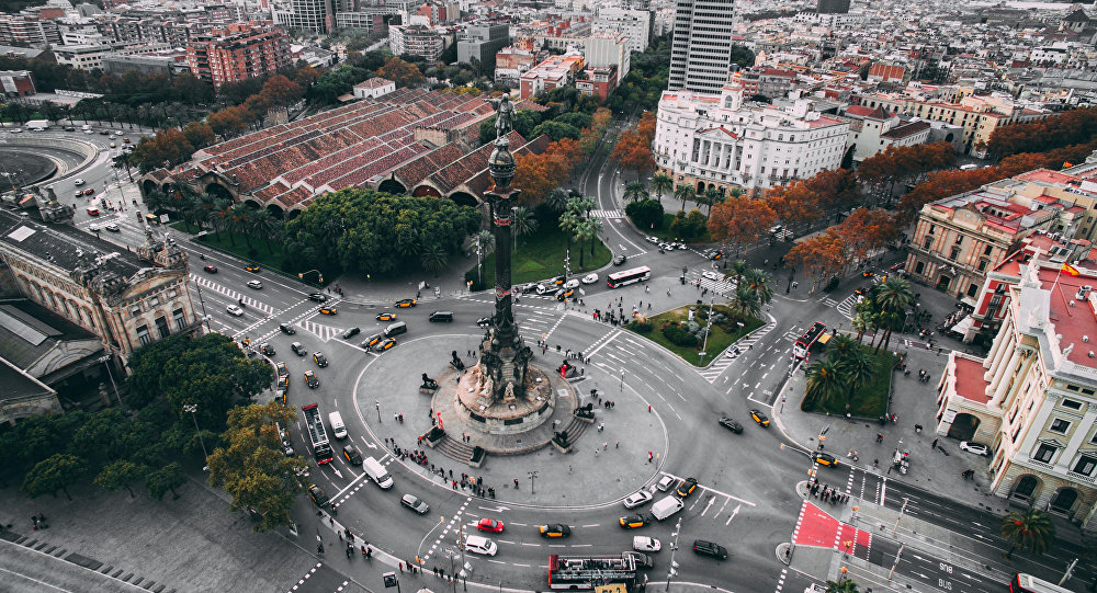 Barcelona, España (archivo)