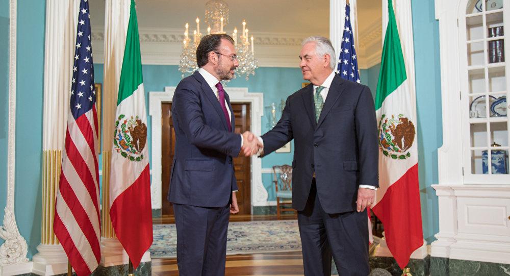Texas aceptó finalmente la ayuda ofrecida por México