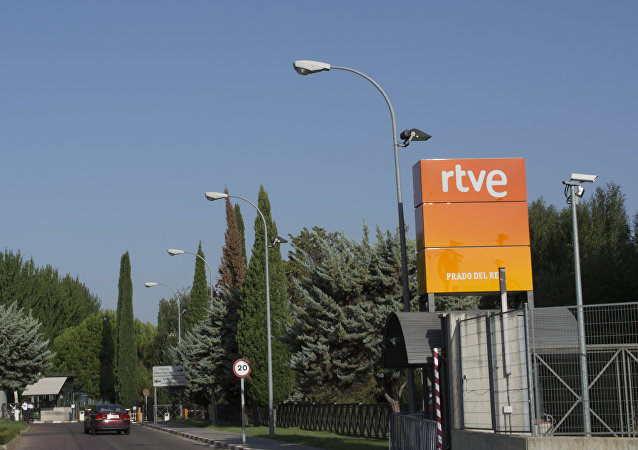 Sede de Radio y Televisión Española en Prado del Rey, Pozuelo de Alarcón (Madrid)