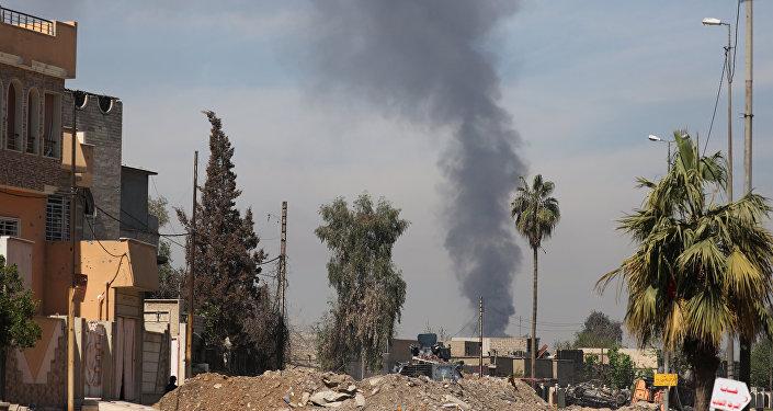 Terroristas de Daesh utilizan gas venenoso en ataques en Mosul