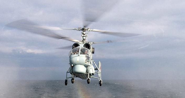 Helicóptero polivalente Ka-27
