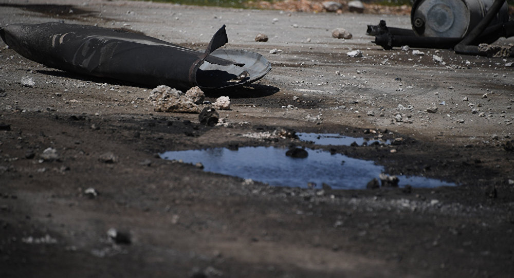 Las consecuencias del ataque de EEUU sobre la base aérea Shairat