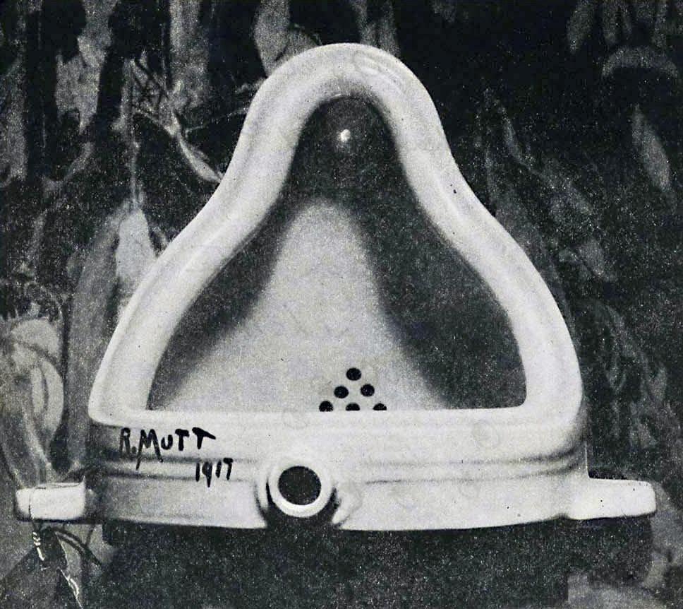 'Fuente', Marcel Duchamp