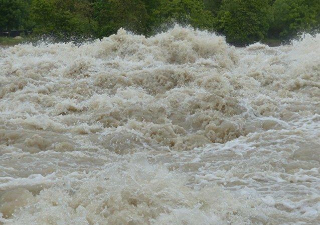 Inundación (imagen referecial)