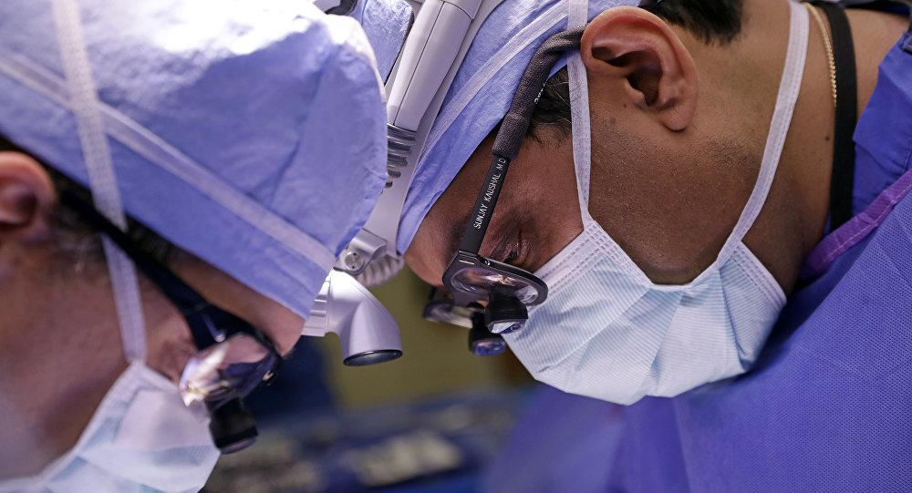 Cirugía de corazón (imagen referencial)