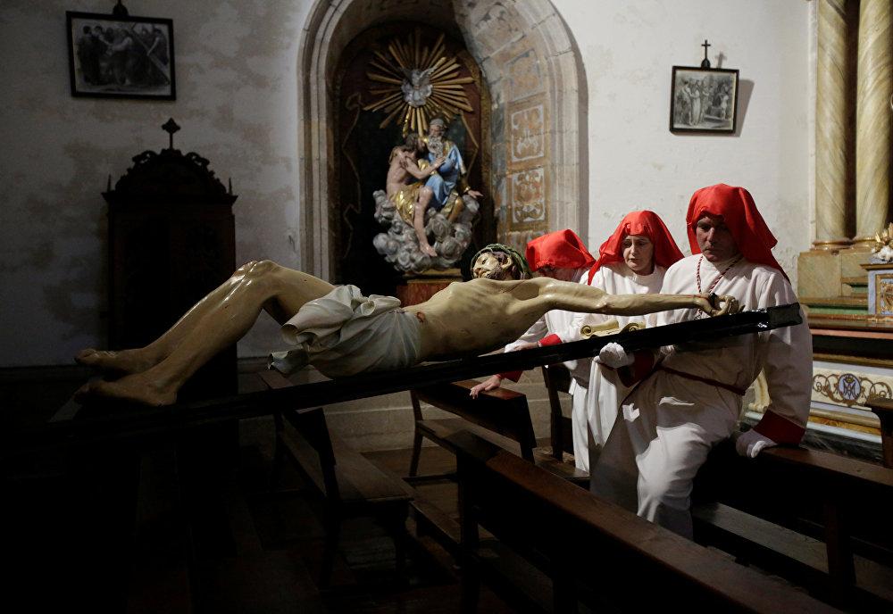 La Semana Santa en España