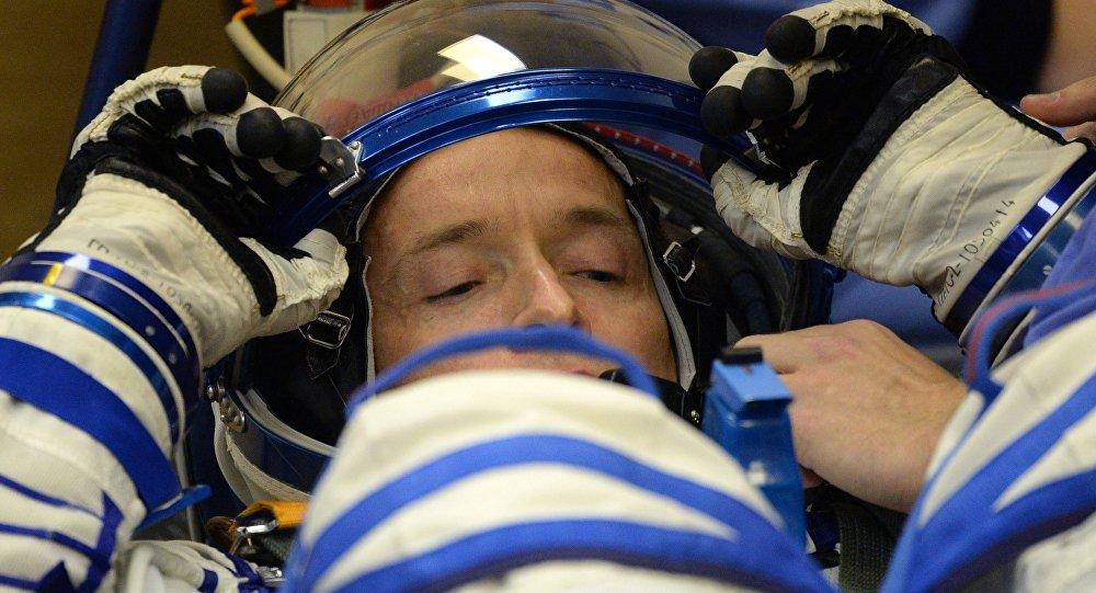 Seguéi Rízhikov, cosmonauta ruso