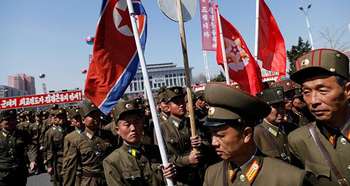 Inician maniobras EU-Surcorea y Norcorea avisa de