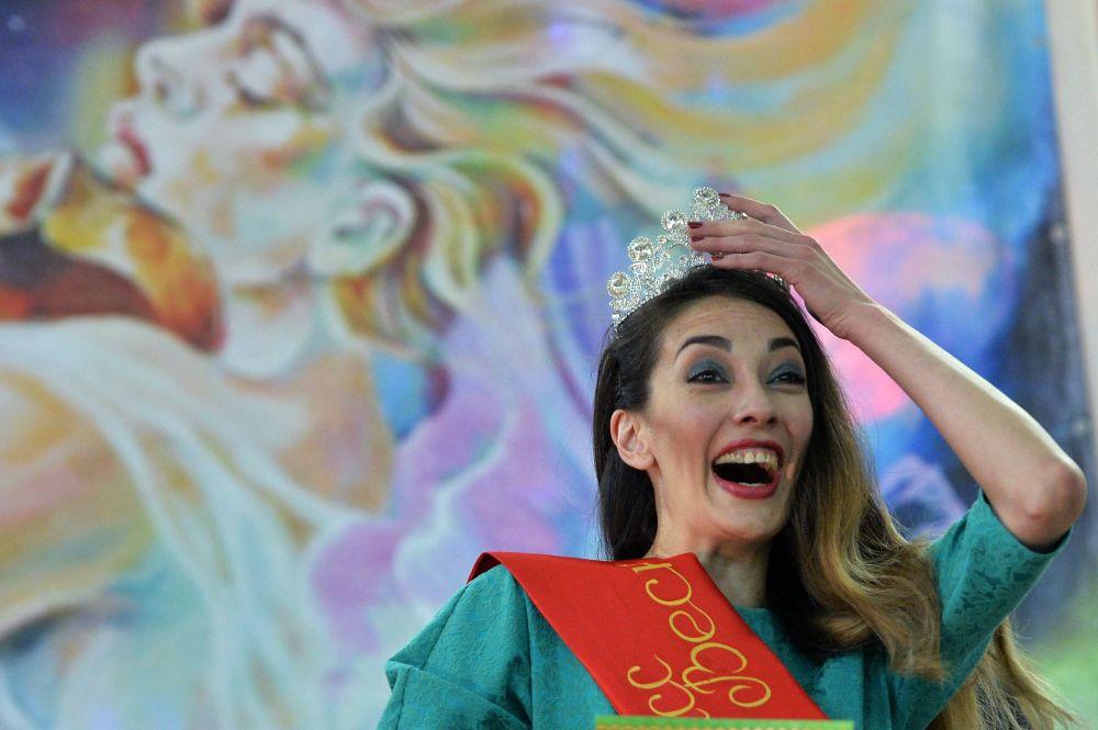 Miss Primavera, concurso de belleza entre rejas
