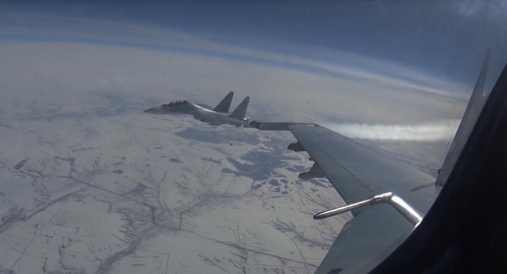 Proceso de relocalización de la aviación del Distrito Militar del sur a un polígono militar en Siberia
