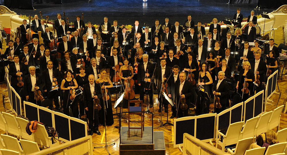 Orquesta Nacional Rusa (Archivo)