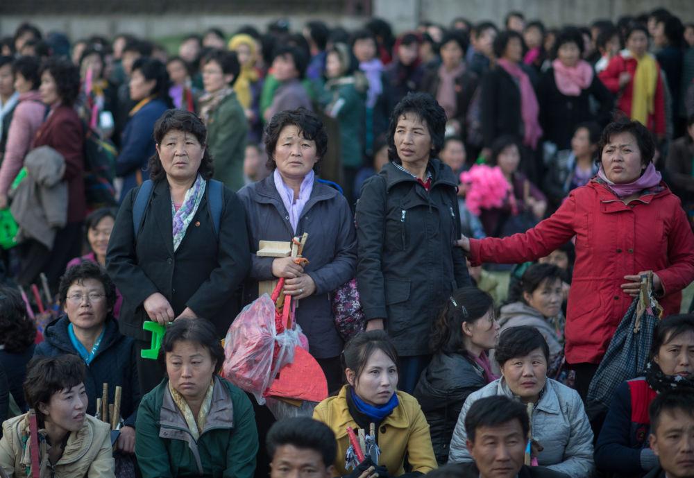 Pyongyang, la 'capital de la revolución' de Corea del Norte