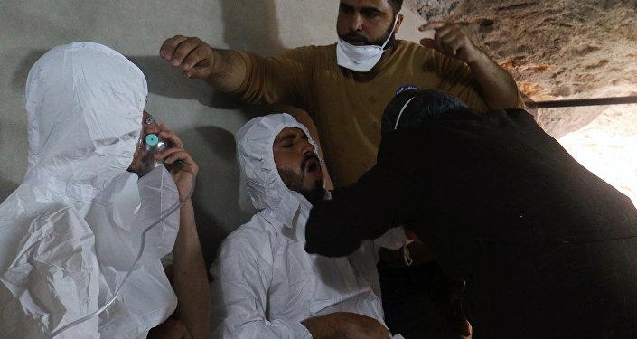 Después del ataque químico en Idlib