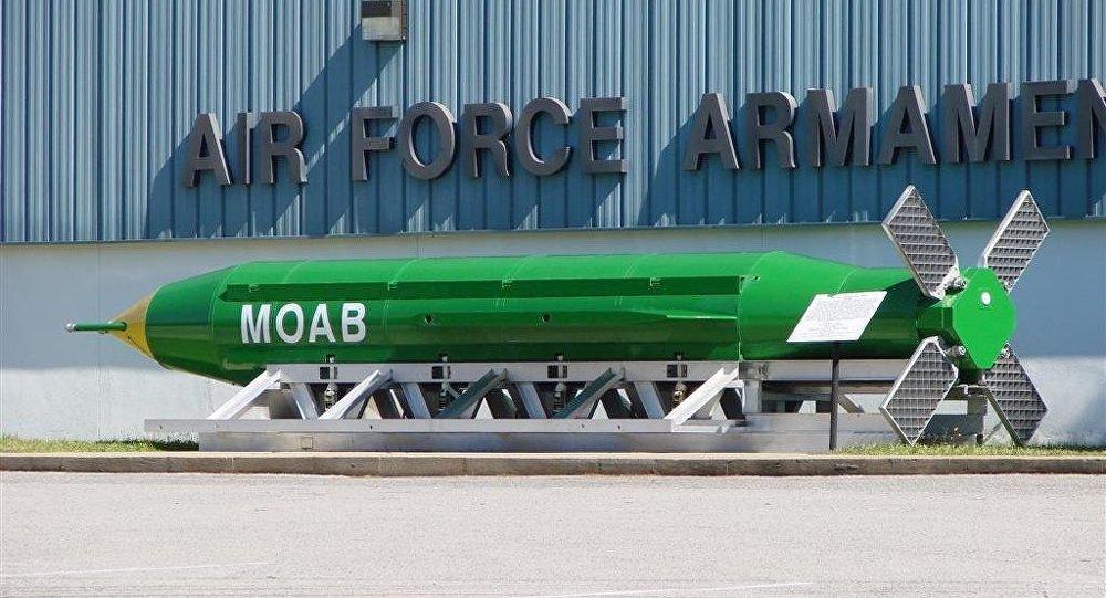 GBU-43/B MOAB