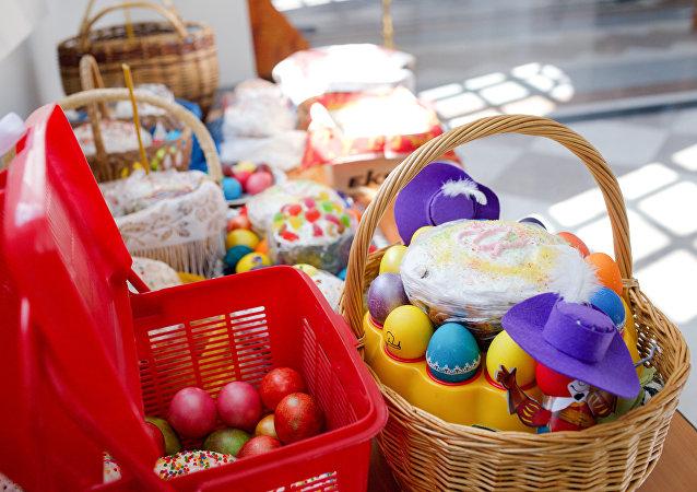 Cómo los rusos celebran la Pascua
