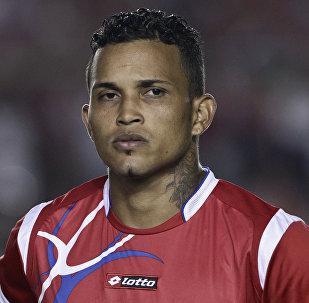 Futbolista panameño Amílcar Henríquez