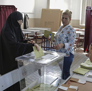 Referéndum constitucional en Turquía