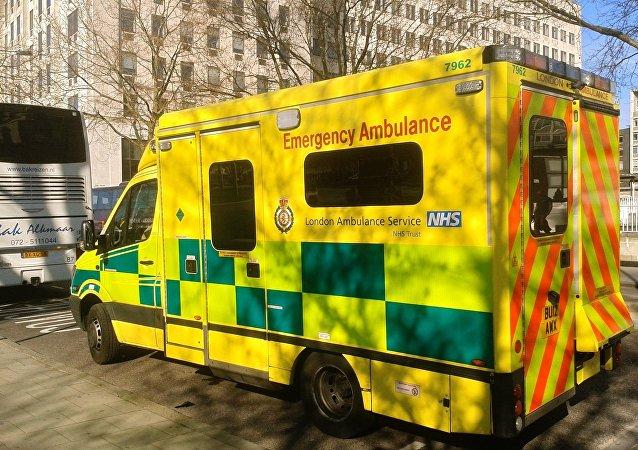 Ambulancia de Londres
