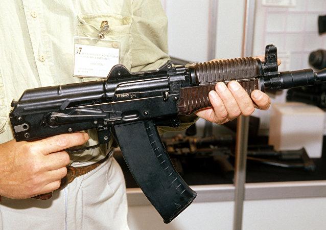 Rifle de asalto Kalashnikov