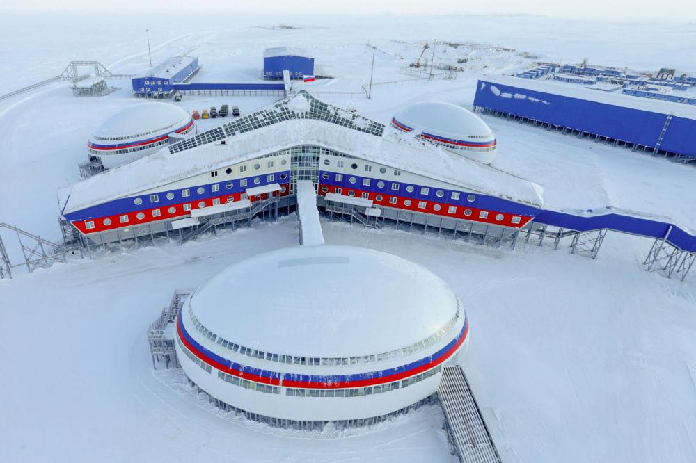 Trébol Ártico: la exclusiva base militar rusa