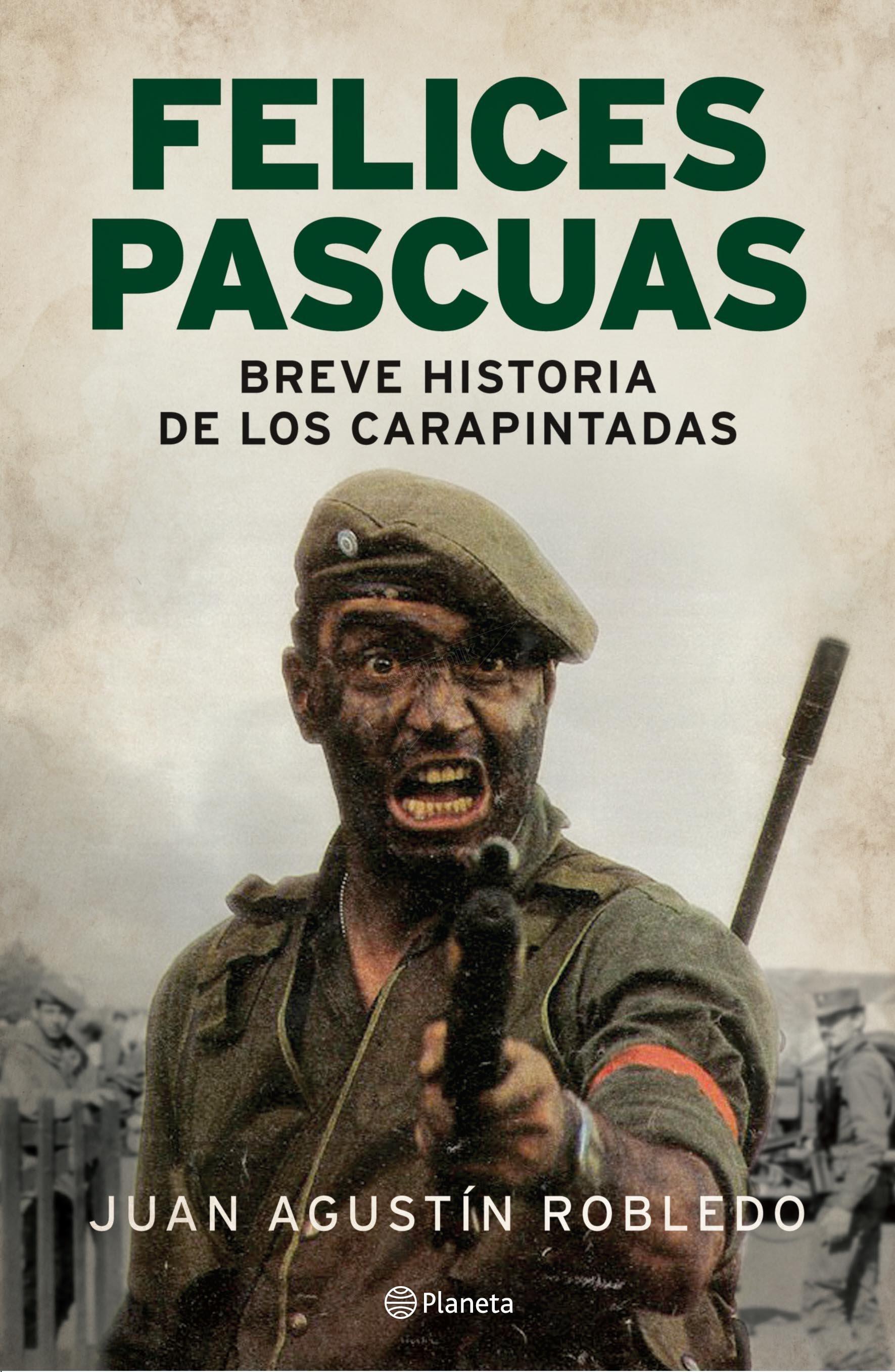 Libro de Juan Agustín Robledo