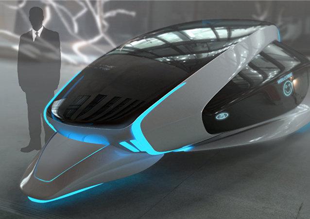 El Lada del futuro, visto a través de los ojos de diseñadores rusos y finlandeses