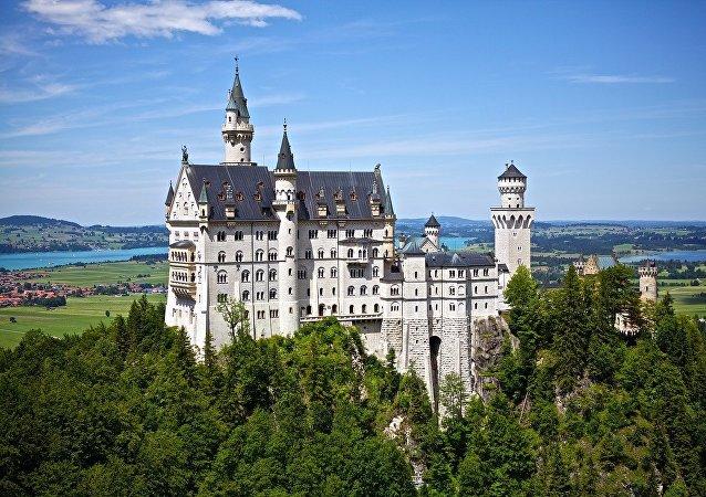 Un castillo europeo