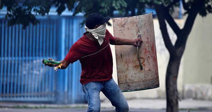Violencia en Venezuela
