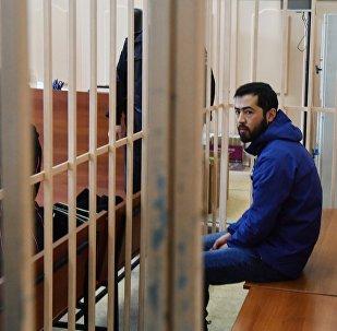 Akram Azimov, hermano del autor intelectual del atentado en San Petersburgo (archivo)