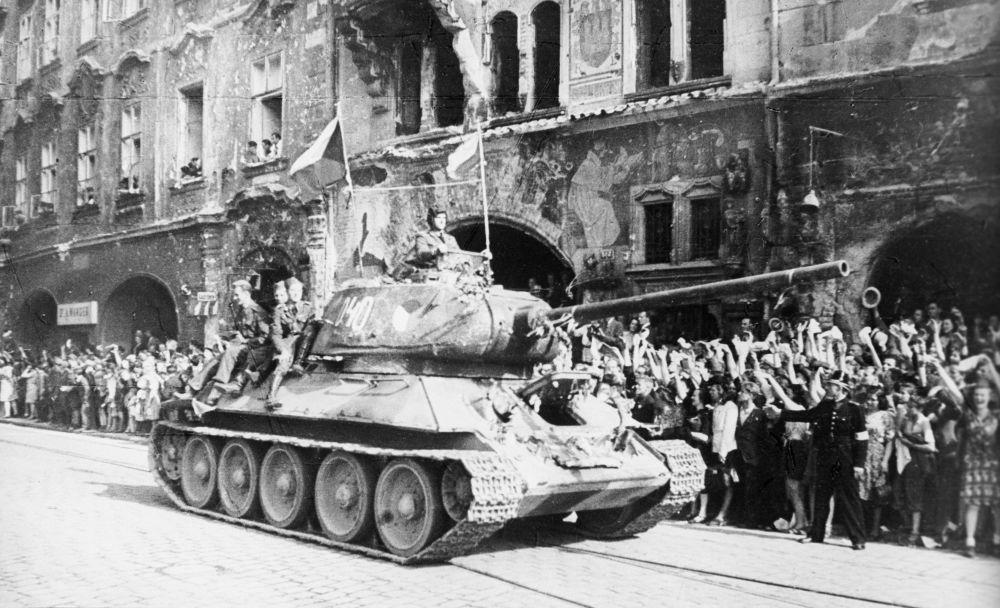 El equipamiento militar de la Gran Guerra Patria
