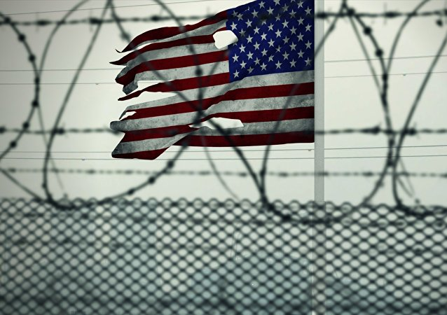 Cárcel estadounidense (imagen referencial)