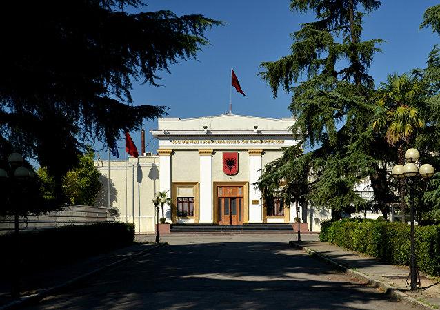 Tirana, la capital de Albania (archivo)