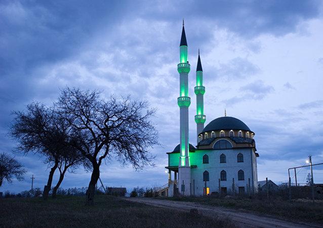 Una mezquita en Crimea (Archivo)